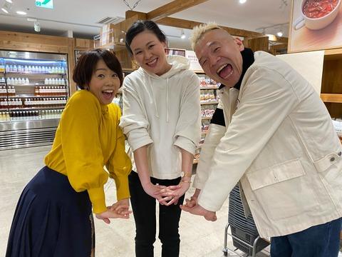 静岡第一テレビ「まるごと」出演